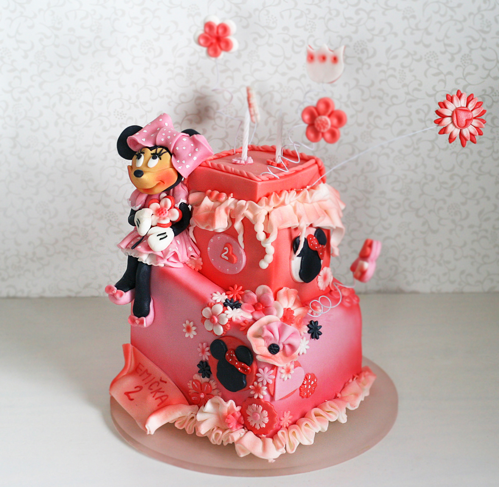 dětský dort k narozeninám Dětské dorty   Praha   Children´s Cakes Prague dětský dort k narozeninám