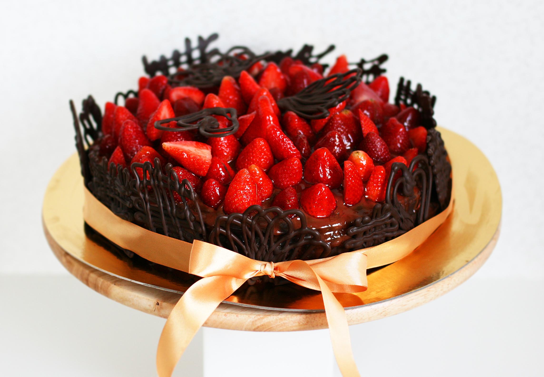 Chocolate Prague Cake